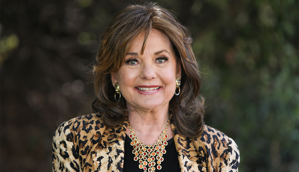 "item 1 of Gallery image - Actress Dawn Wells visits Hallmark Channel's ""Home & Family"" at Universal Studios Hollywood"