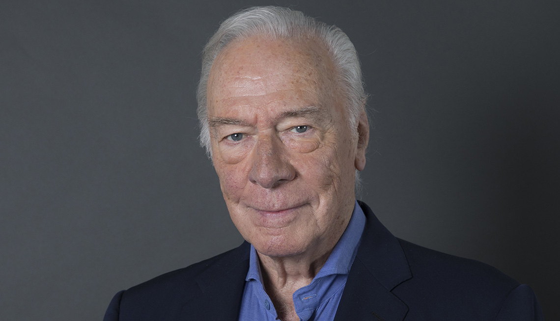 item 47 of Gallery image - Actor Christopher Plummer poses for a portrait