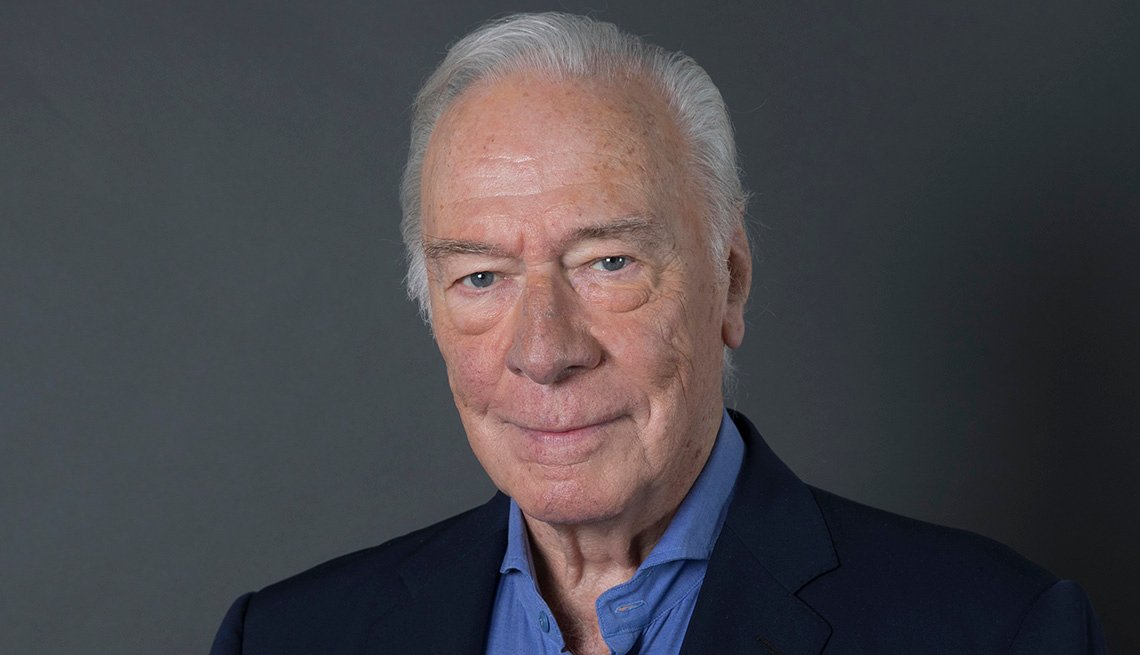 item 17 of Gallery image - Actor Christopher Plummer poses for a portrait