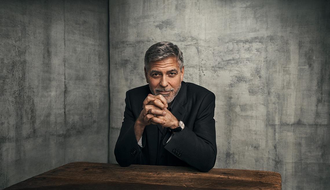 Actor y director George Clooney.