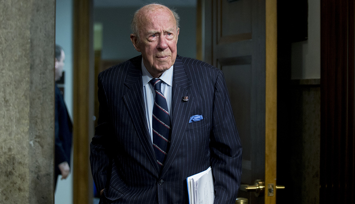 item 46 of Gallery image - Former Secretary of State George P. Shultz
