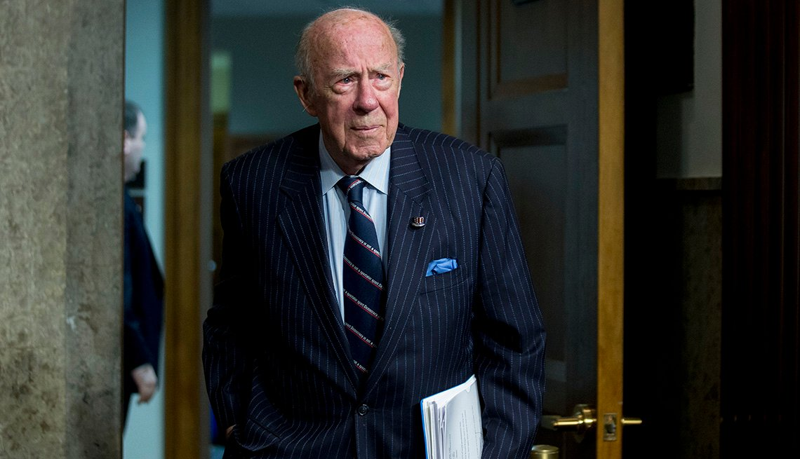 item 16 of Gallery image - Former Secretary of State George P. Shultz