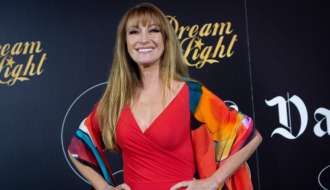 item 5 of Gallery image - Actress Jane Seymour attends Glow and Darkness photocall