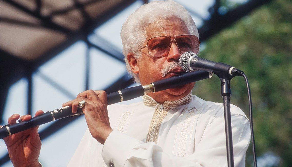 item 27 of Gallery image Johnny Pacheco en el Summer Stage, Nueva York, Junio 16, 1996