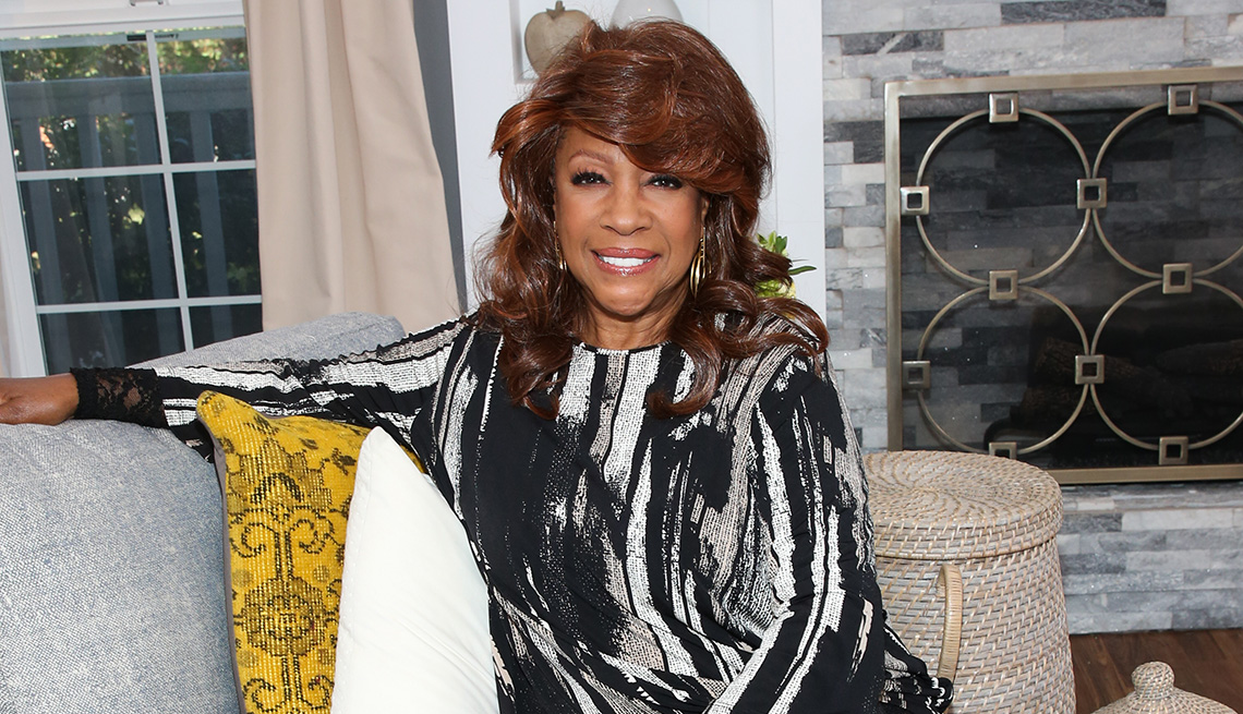 item 37 of Gallery image - La cantante Mary Wilson.