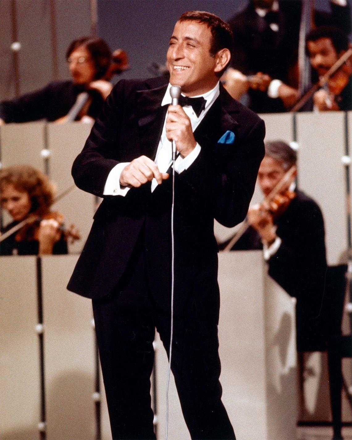 tony bennett in concert 1965