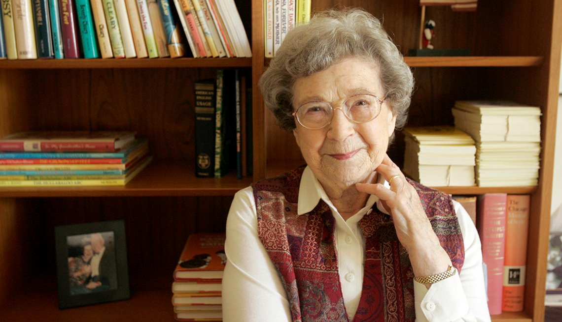 item 5 of Gallery image - Author Beverly Cleary