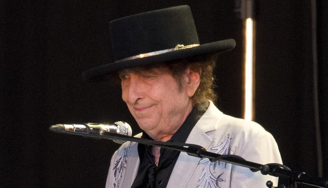item 9 of Gallery image - El músico y compositor Bob Dylan.
