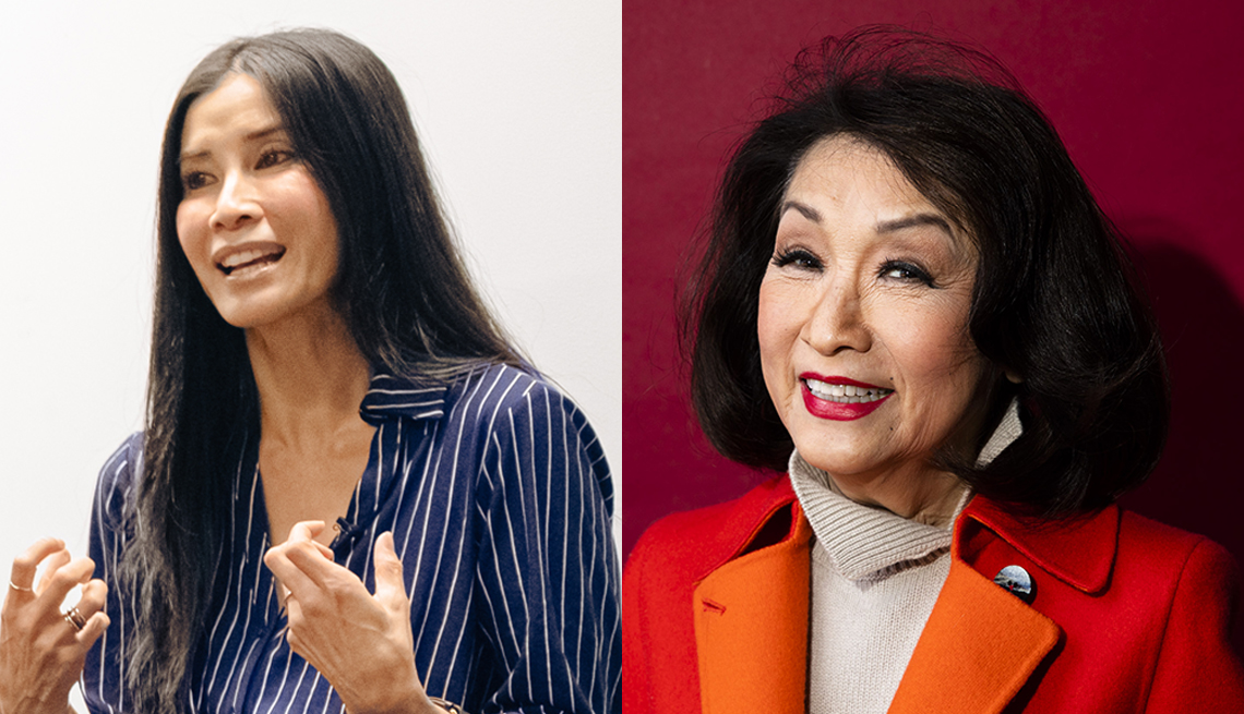 lisa ling and connie chung
