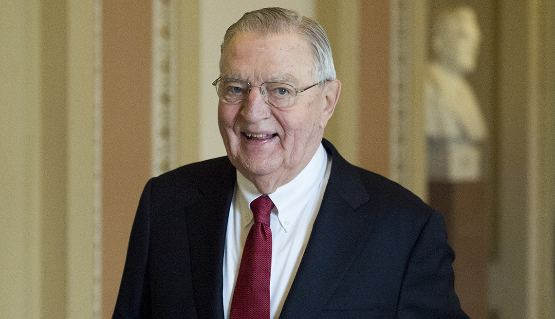item 30 of Gallery image - Former Vice President Walter Mondale