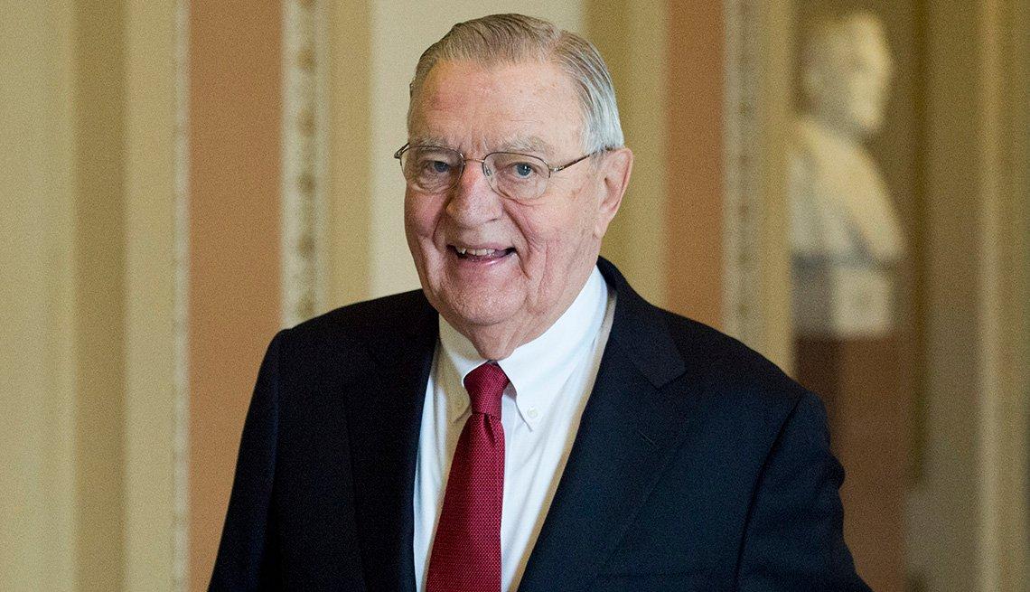Former Vice President Walter Mondale