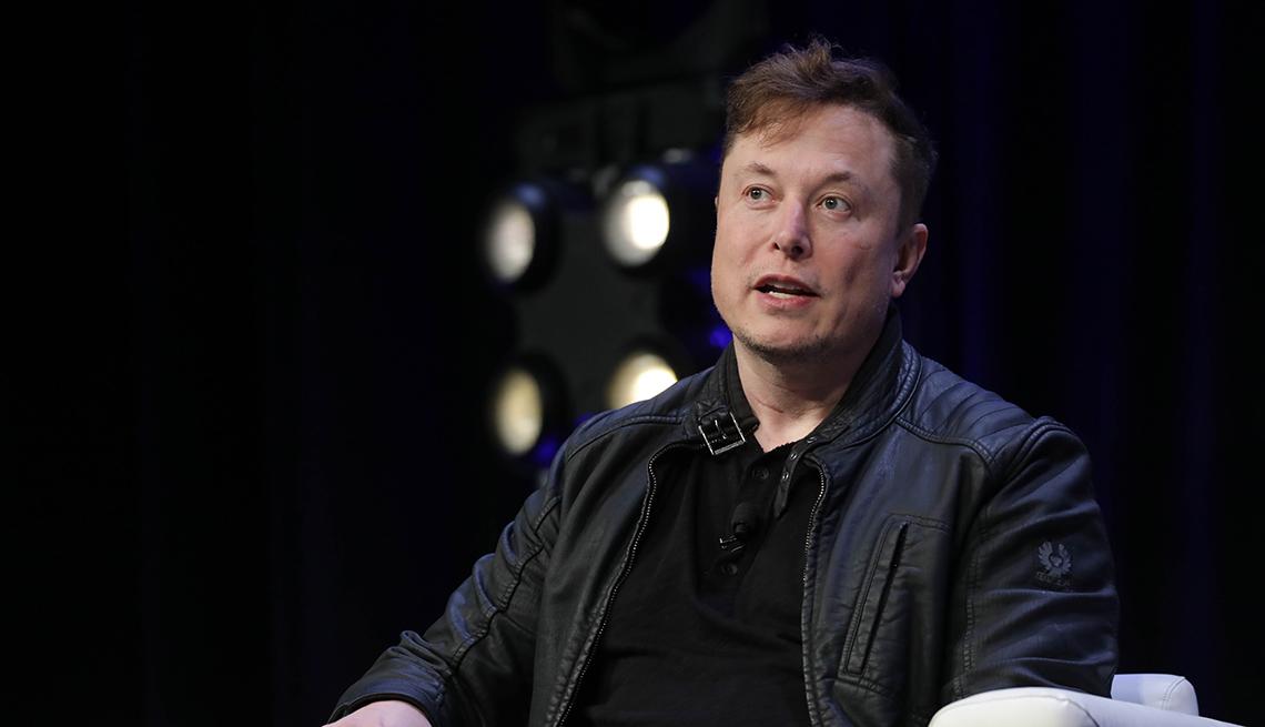 item 10 of Gallery image - El megamillonario y director ejecutivo de Tesla Inc, Elon Musk.