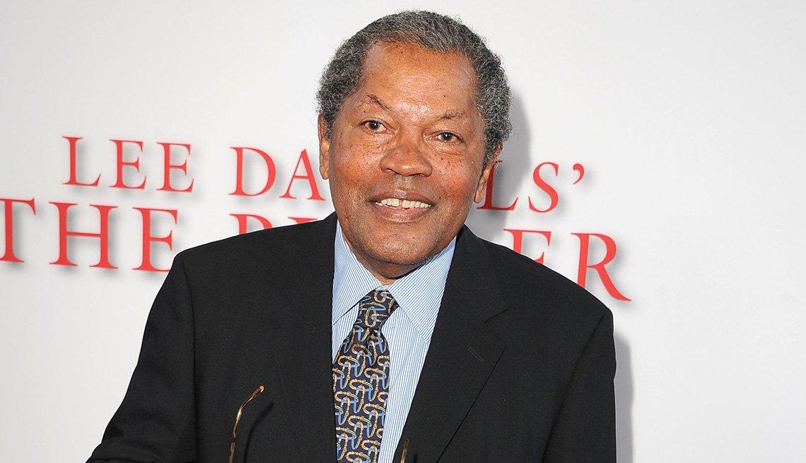 Actor Clarence Williams III