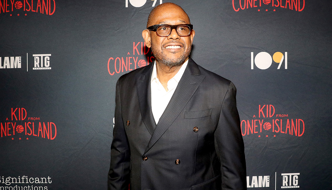 item 5 of Gallery image - Actor Forest Whitaker