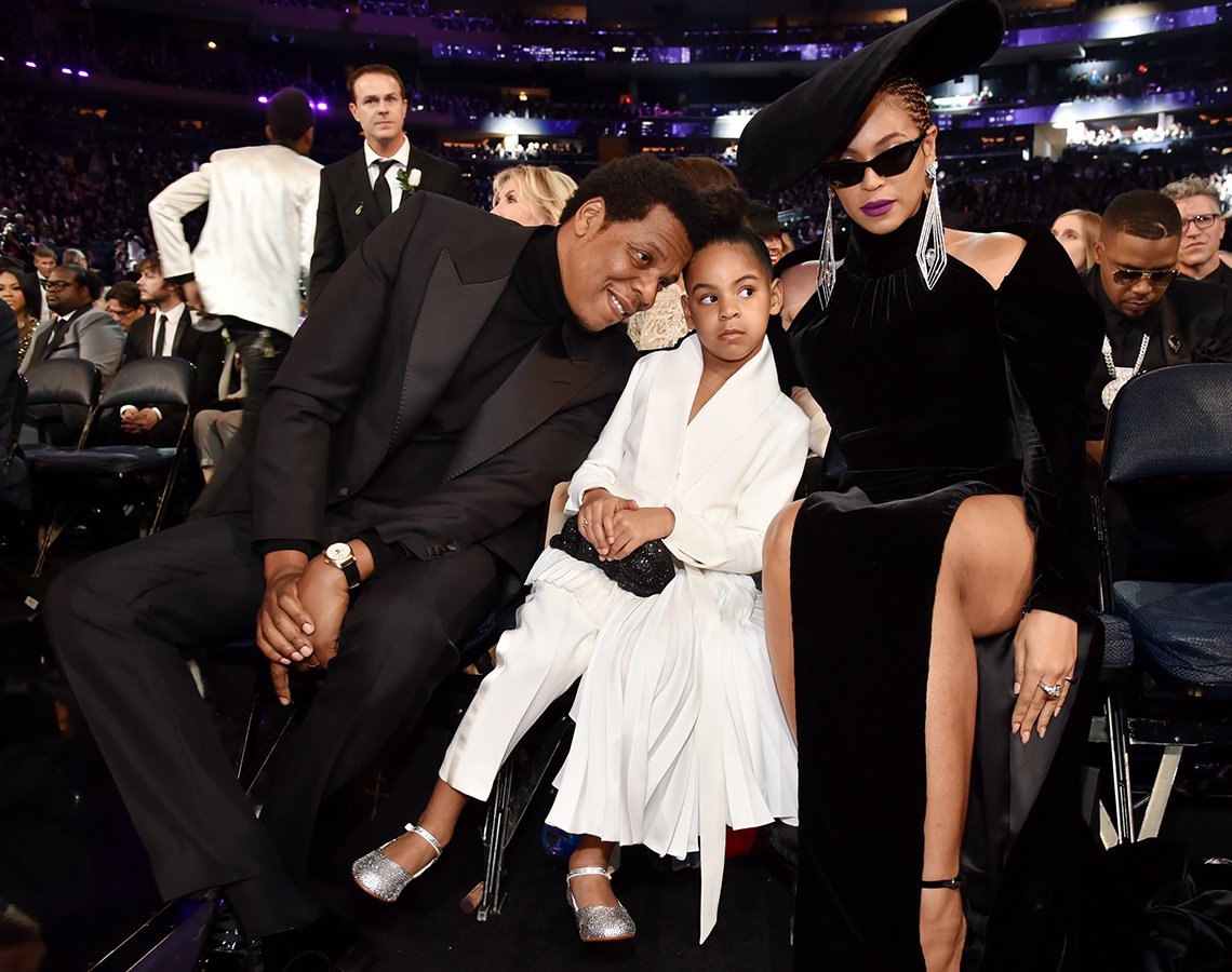 item 11 of Gallery image - Jay Z with his family