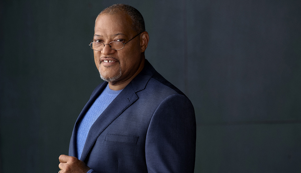 item 11 of Gallery image - Actor Laurence Fishburne