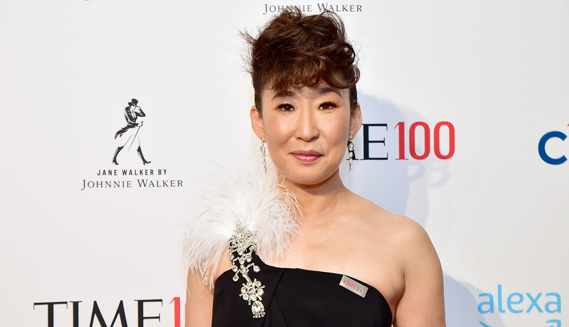 item 7 of Gallery image - Actress Sandra Oh