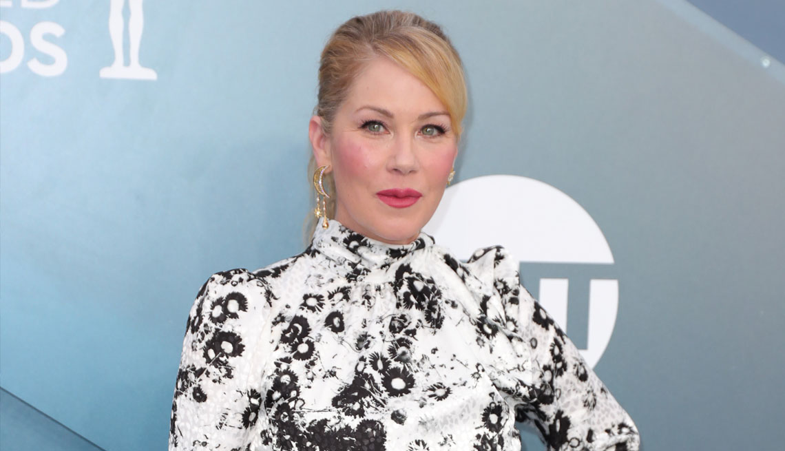 item 14 of Gallery image - actress christina applegate attends the twenty sixth annual screen actors guild awards at the shrine auditorium in california