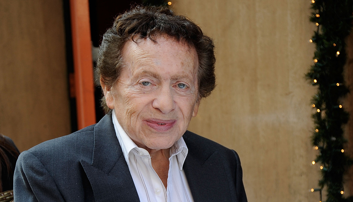 item 18 of Gallery image - Comedian Jackie Mason