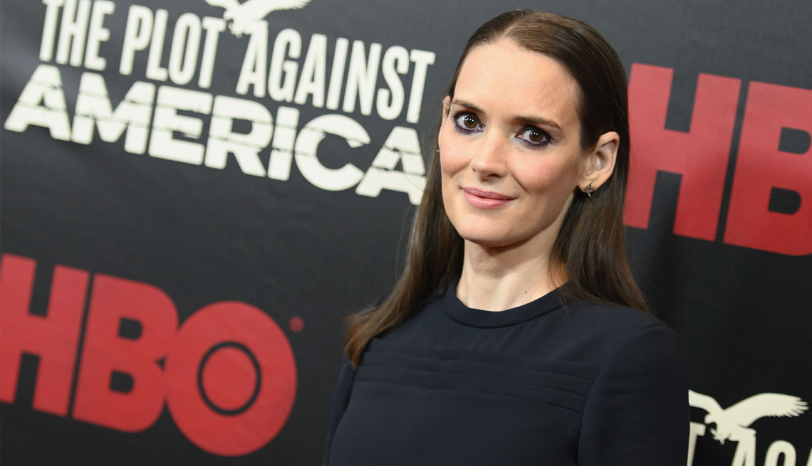 item 13 of Gallery image - actress winona ryder attending h b o the plot against america premiere