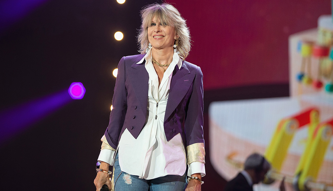 item 2 of Gallery image - Musician Chrissie Hynde