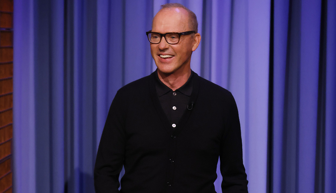 item 1 of Gallery image - Actor Michael Keaton