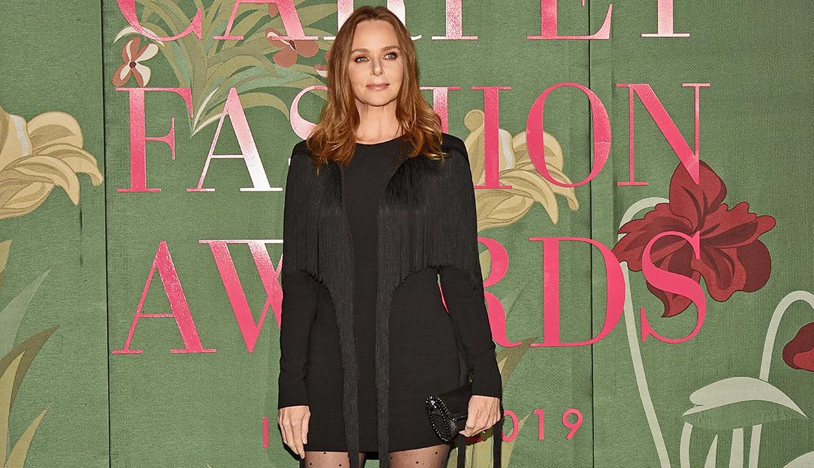 item 3 of Gallery image - La diseñadora de moda Stella McCartney.