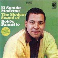 Bobby Paunetto - Portada de Disco