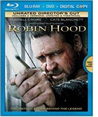 DVDs de la semana: Robin Hood