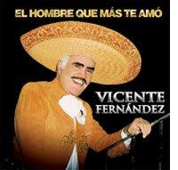 CDs de la semana: Vicente Fernández