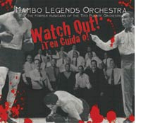 CDs de la semana: Mambo Legends Orchestra