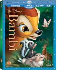 DVDs de la semana: Bambi