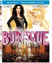 DVDs de la semana: Burlesque