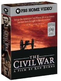 DVDs de la Semana: The Civil War