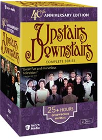 DVDs de la semana: Upstairs Downstairs