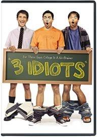 DVDs de la semana: 3 Idiots