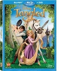 Películas de la semana: Tangled