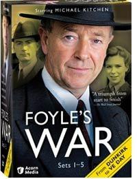 DVDs de la semana: Foyle's War