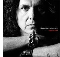 CDs de la semana: Saúl Hernandez Remando - Cubierta del CD