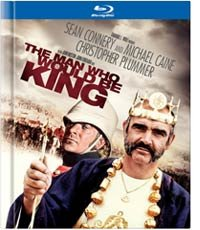DVDs de la semana: The Man Who Would be King