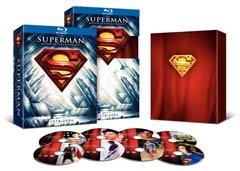 Antología de la película Superman con Christopher Reeves