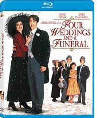 DVDs de la semana: Four Weddings and a Funeral