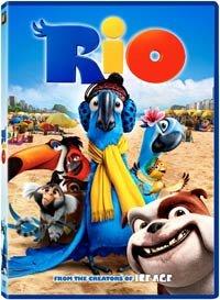 DVDs de la semana: Rio