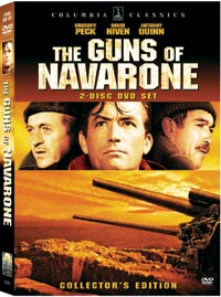 Reseña de la película The Guns of the Navarone