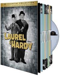DVDs de la semana: Laurel & Hardy