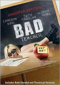 Bad Teacher: DVDs de la semana