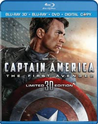 Captain America: DVDs de la semana