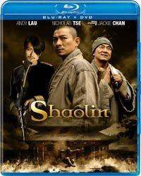 DVDs de la semana- Shaolin con Jackie Chan