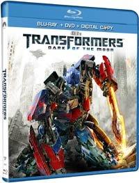 Transformers: DVDs de la semana