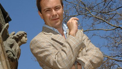 Autor Javier Sierra